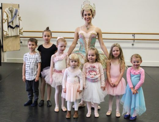 Storytime kids ballet class_pic Ally Deacon-29